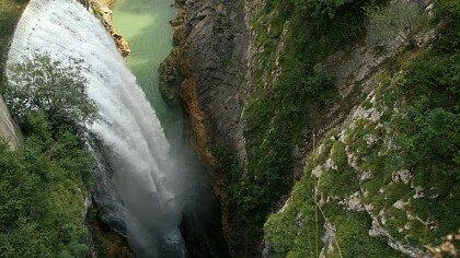 Vodo di Cadore Wasserfall