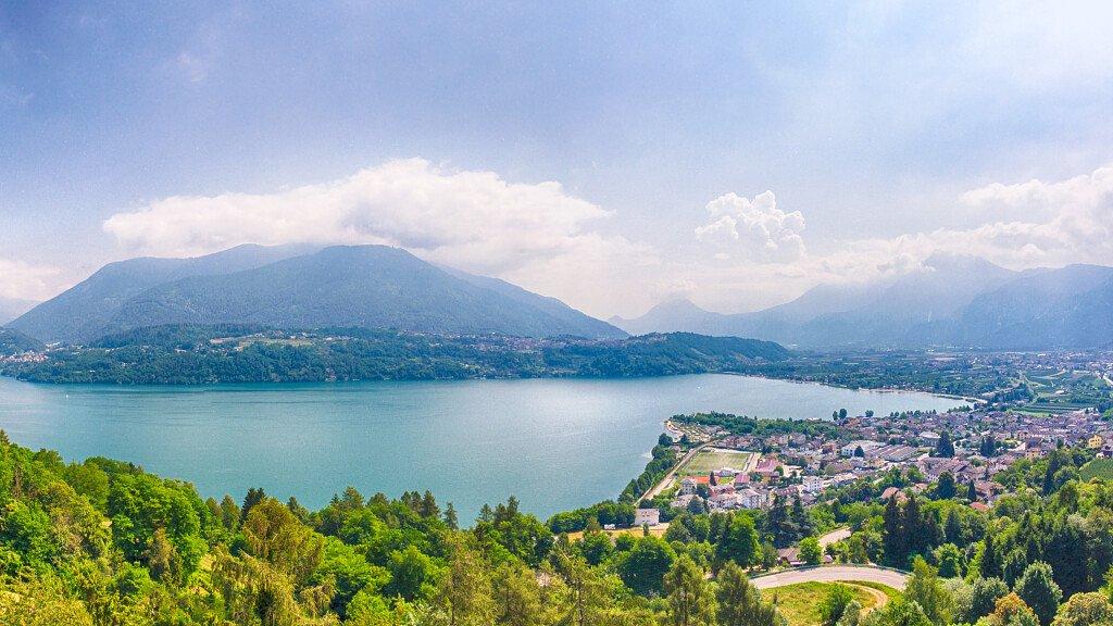 Calceranica al Lago: Lago di Caldonazzo, pista ciclabile e sport - cover