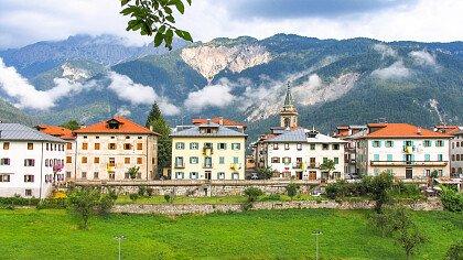 Winter Town Hall Vigo di Cadore