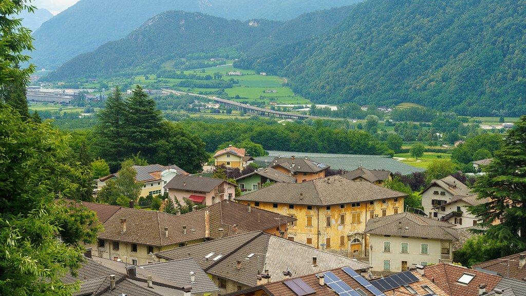 Roncegno Terme: Wellnessurlaub an den Hängen des Lagorai - cover