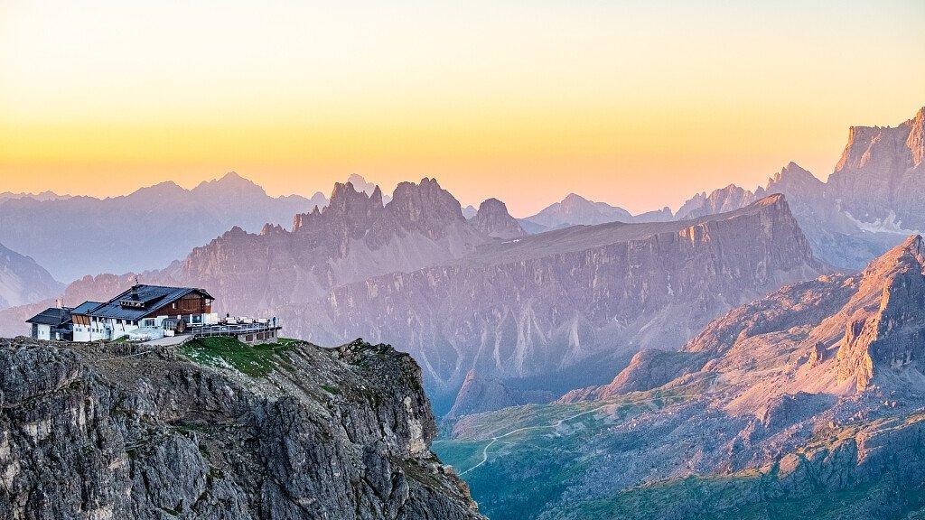 Dolomites - cover