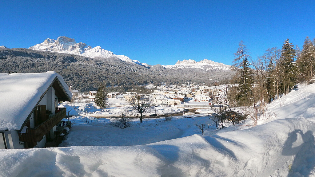 Borca di Cadore: by bike or on foot - cover