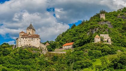 Trostburg Schloss in Eisacktal