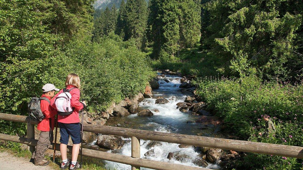 Valli Giudicarie e Valle del Chiese: vacanze tranquille a misura d'uomo - cover