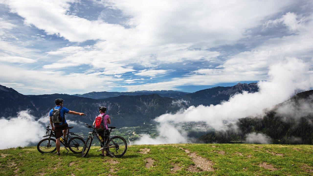 Scopri la Valsugana in sella alla MTB - Trentino