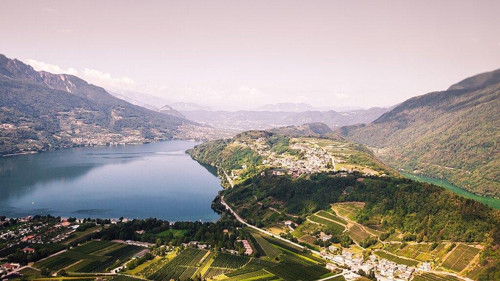Valsugana e Lagorai: paradiso di benessere e natura - cover