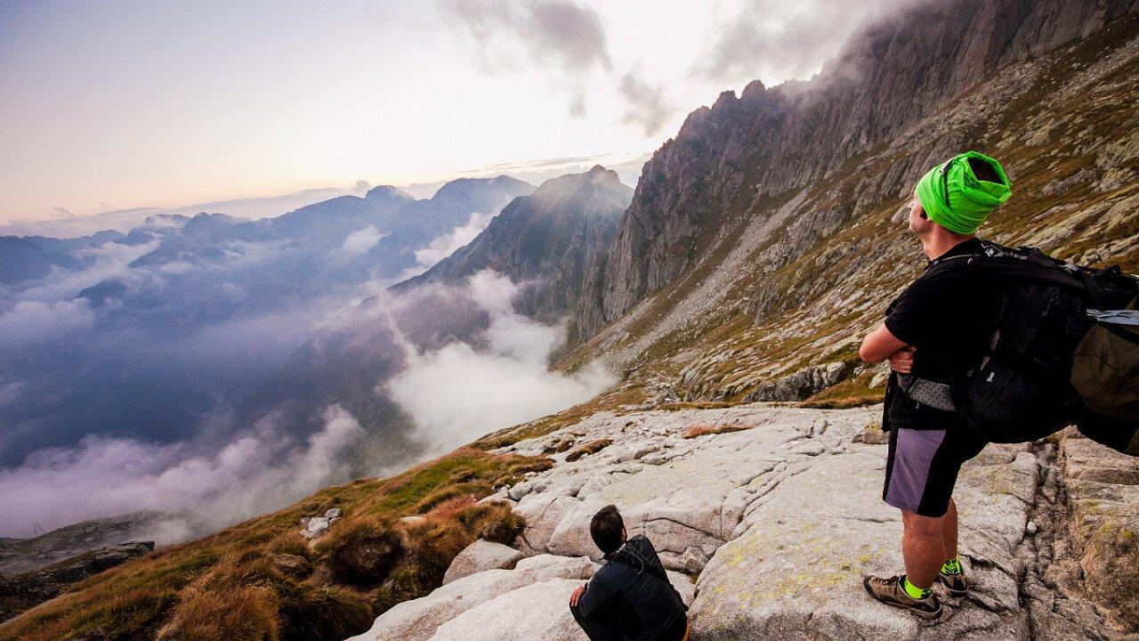 Escursioni sul Lagorai sopra la Valsugana in Trentino