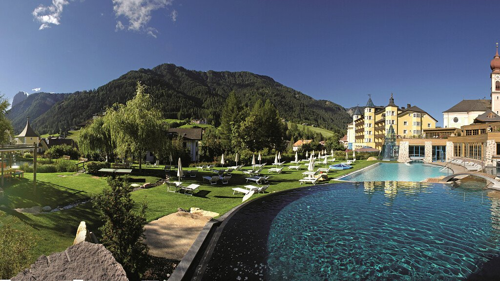ADLER Spa Resort Dolomiti - cover