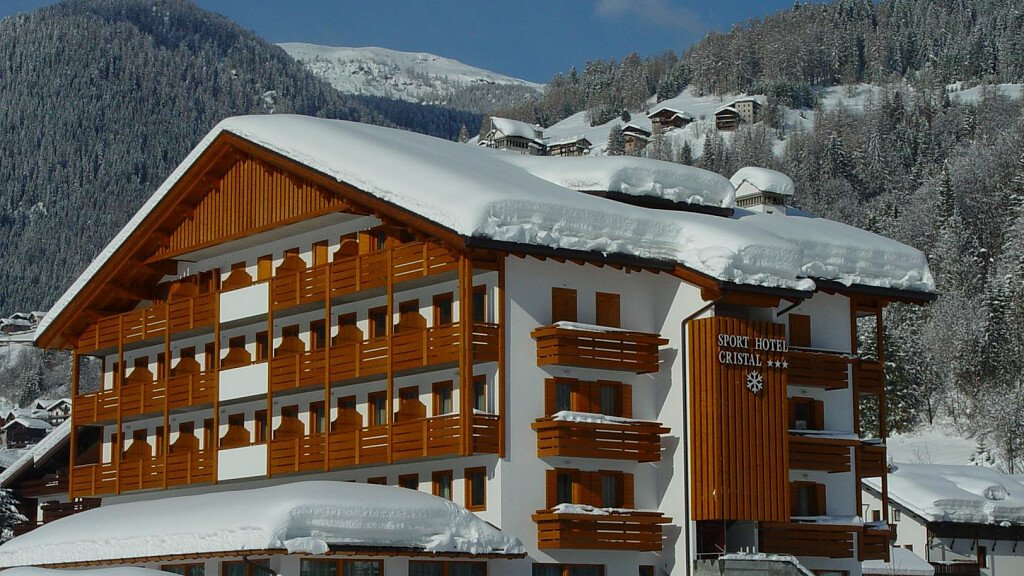 Sport Hotel Cristal - cover