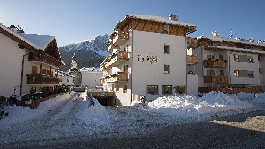Residence Tyrol - cover