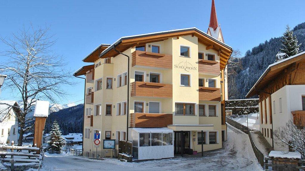 Hotel Schölzhorn - cover