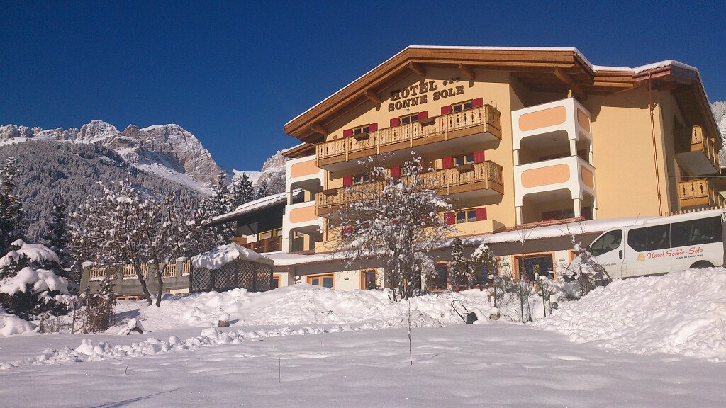 Hotel Sonne Sole Dolomiti Walking Hotel - cover