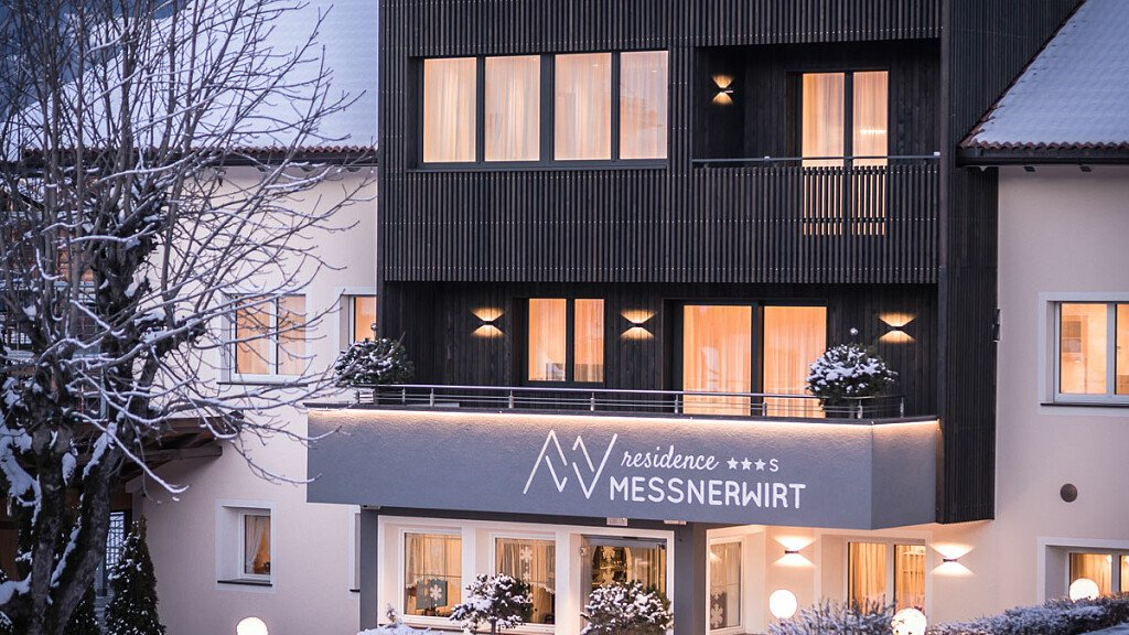 Residence Messnerwirt ***s - cover