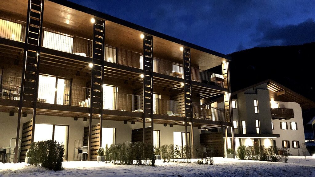 Hotel - B&B Boutique - Apartment Oberwiesen - cover