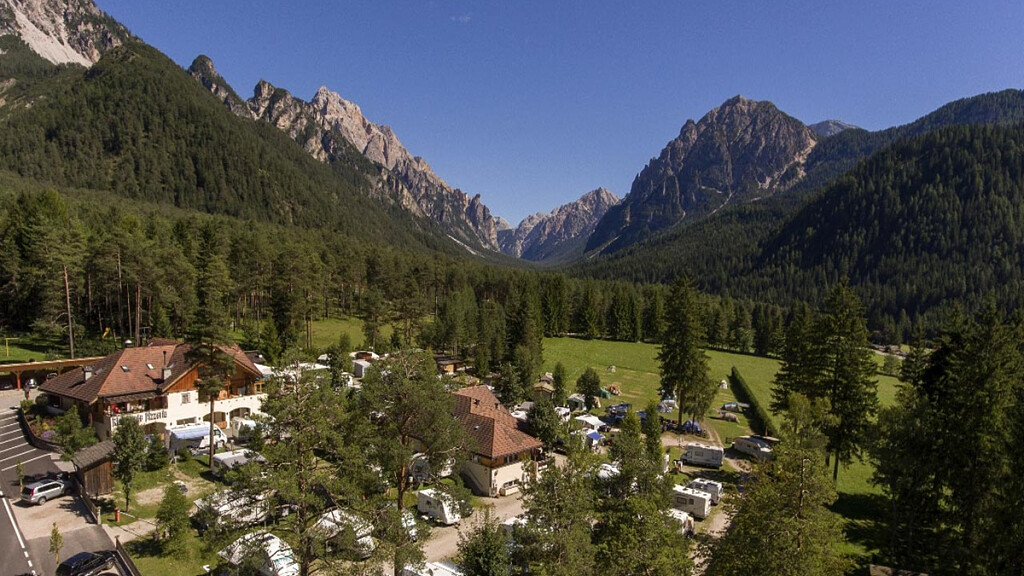Camping Al Plan Dolomites - cover