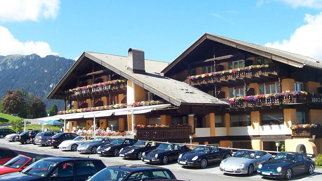 Sporthotel Kalcherhof - cover
