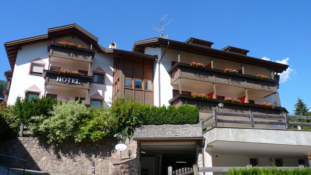 Hotel-Garni Fortuna - cover