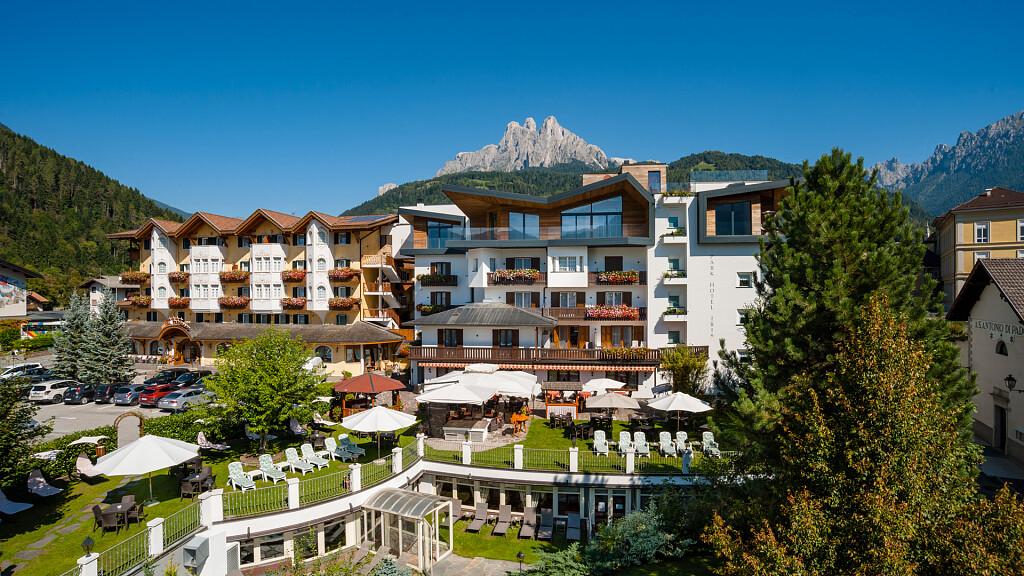 Brunet the Dolomites Resort - cover