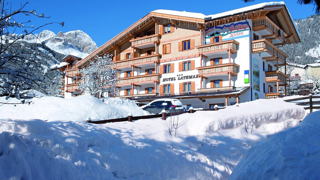 Berg Hotel Latemar Spitze - cover