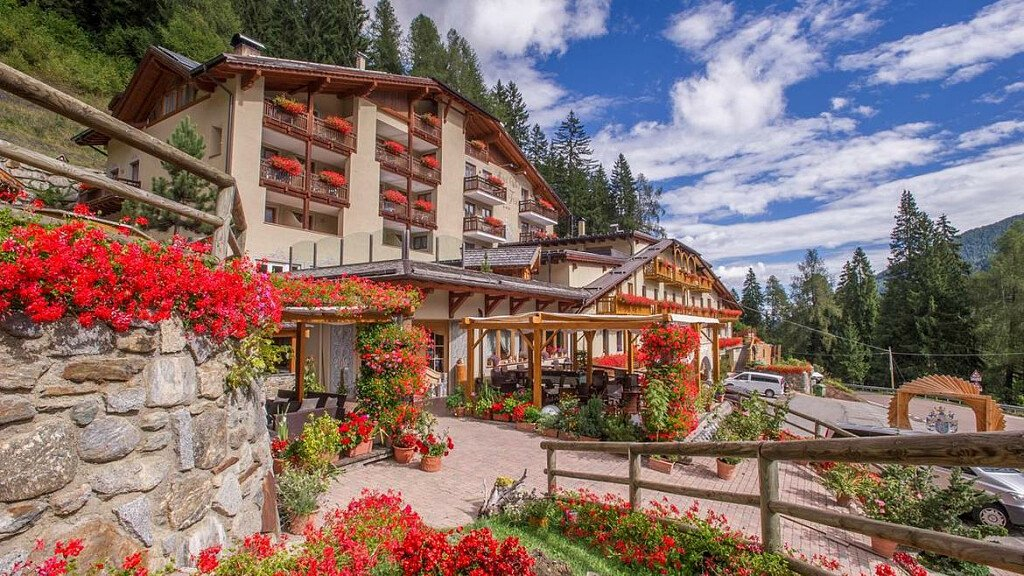Chalet Al Foss Alp Resort Adults Only - cover