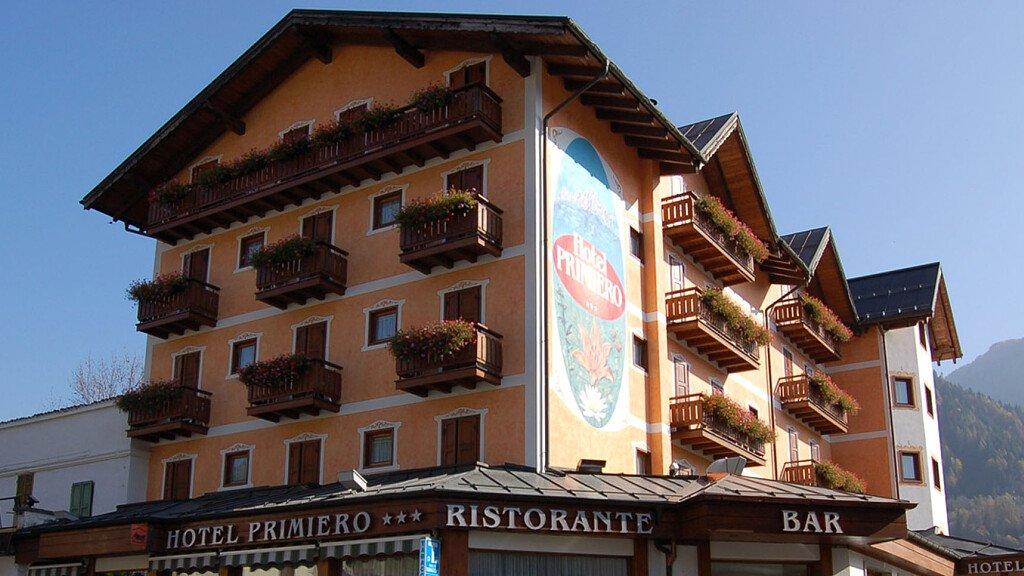 Hotel Primiero - cover
