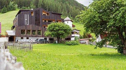 Hotel Jaufentalerhof - cover