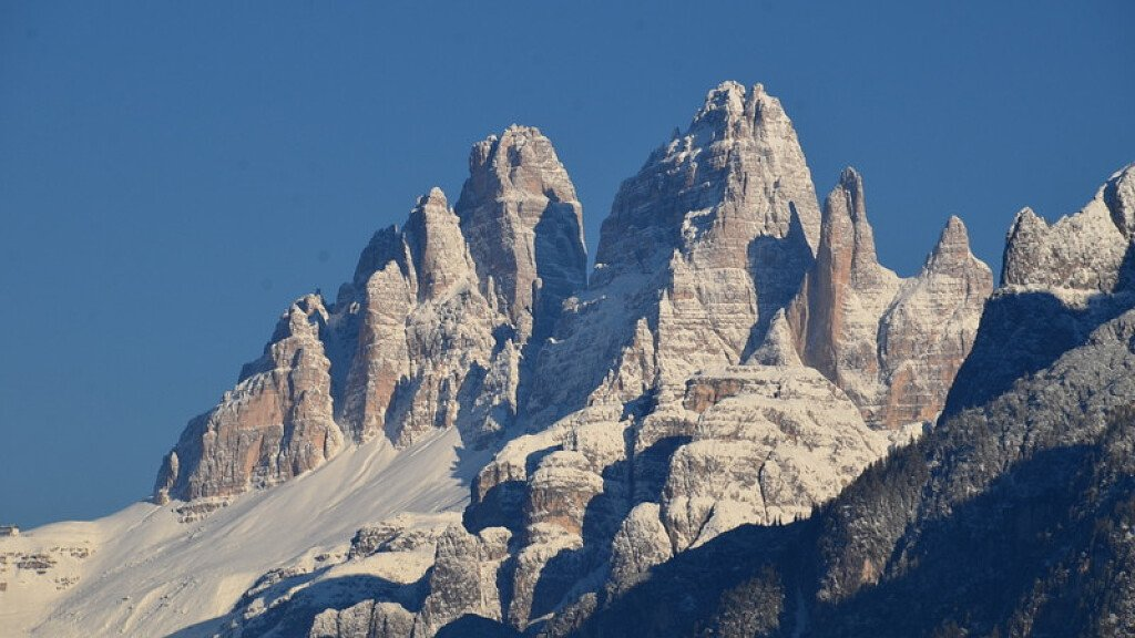 Special Christmas Offer Epiphany Auronzo di Cadore - Dolomites - cover