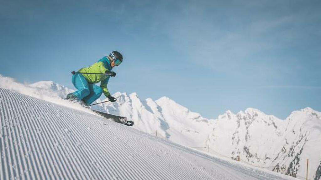 Il piacere di sciare a Vipiteno - cover