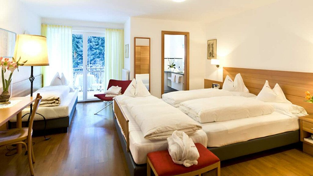 Double Room Schlern - cover