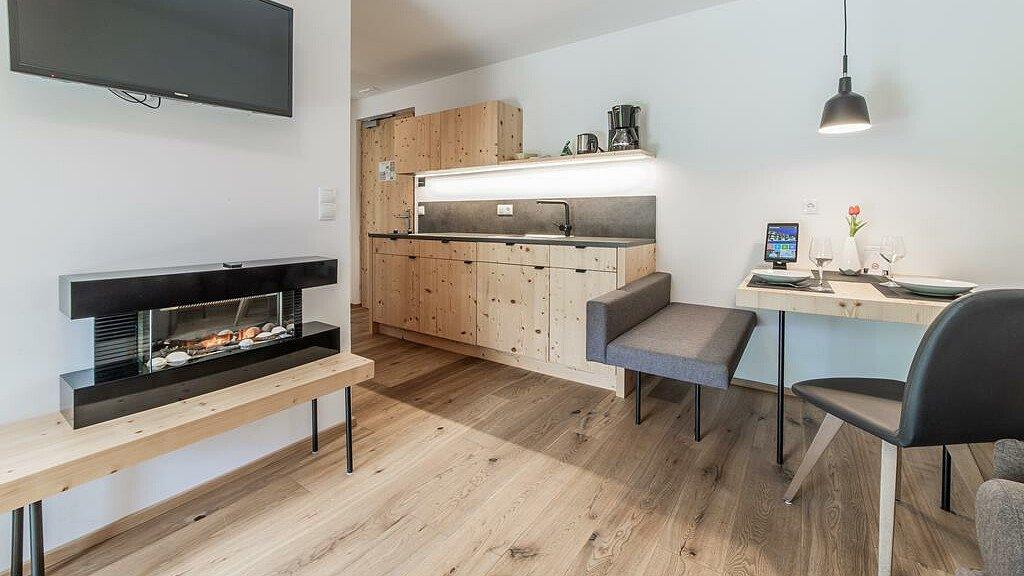 Apartment typ A - Kronplatz - cover