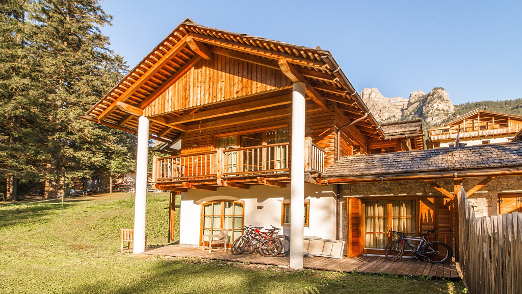 Chalet Suite A type - cover