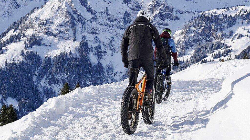 Radurlaub in den Dolomiten - cover