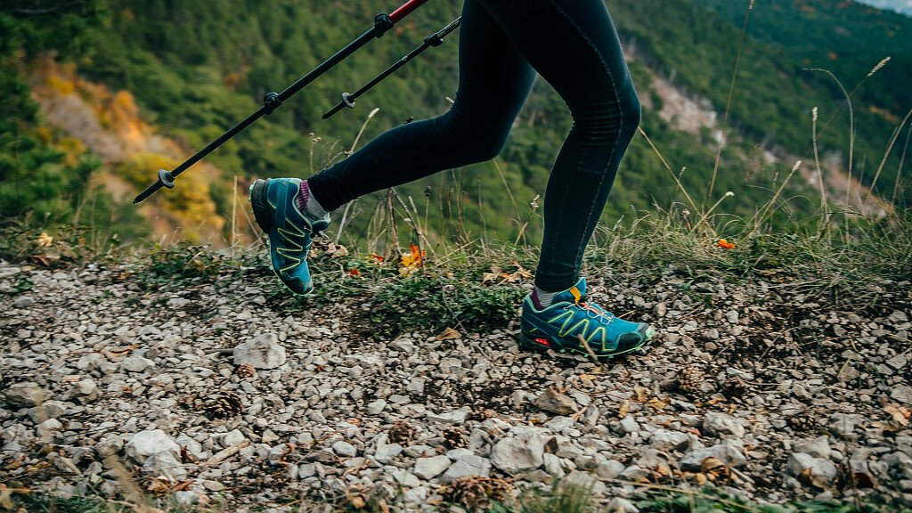 Mountain holiday: discover the Dolomites with Nordic Walking! - cover