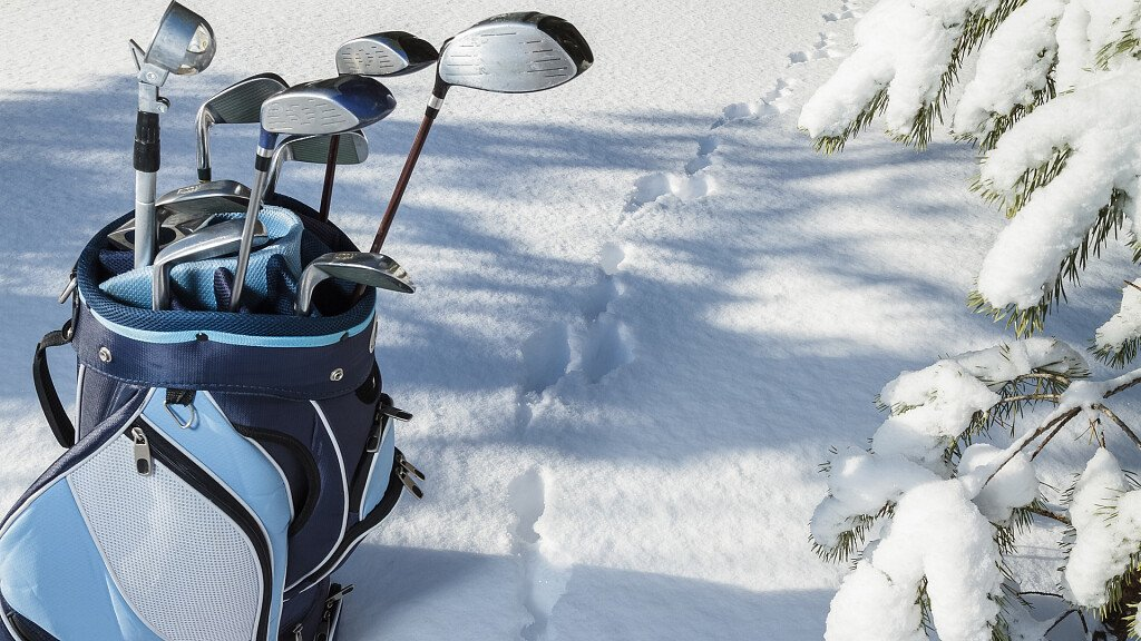 Golf in the Dolomites: choose your golf course - cover