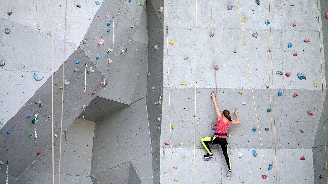 Palestra d'arrampicata