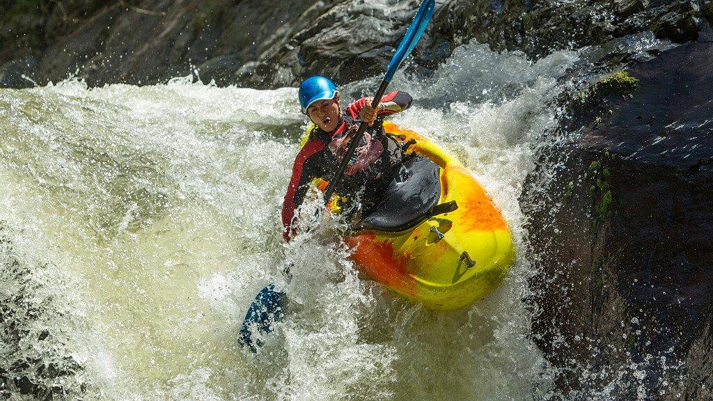 Rafting, Kayak o Canoa in Trentino Alto Adige, Bellunese e Friuli - cover