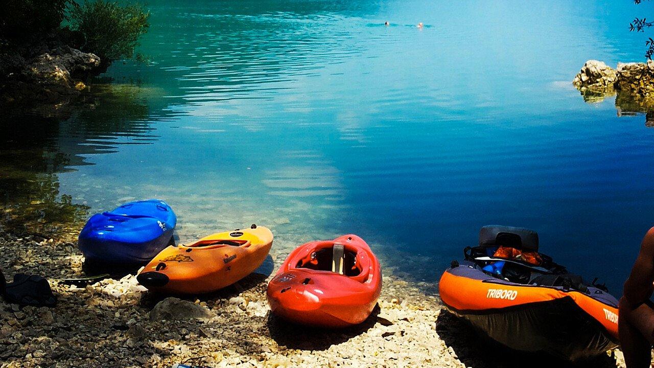 canoe_lago_santa_croce_giorgia_fontanari