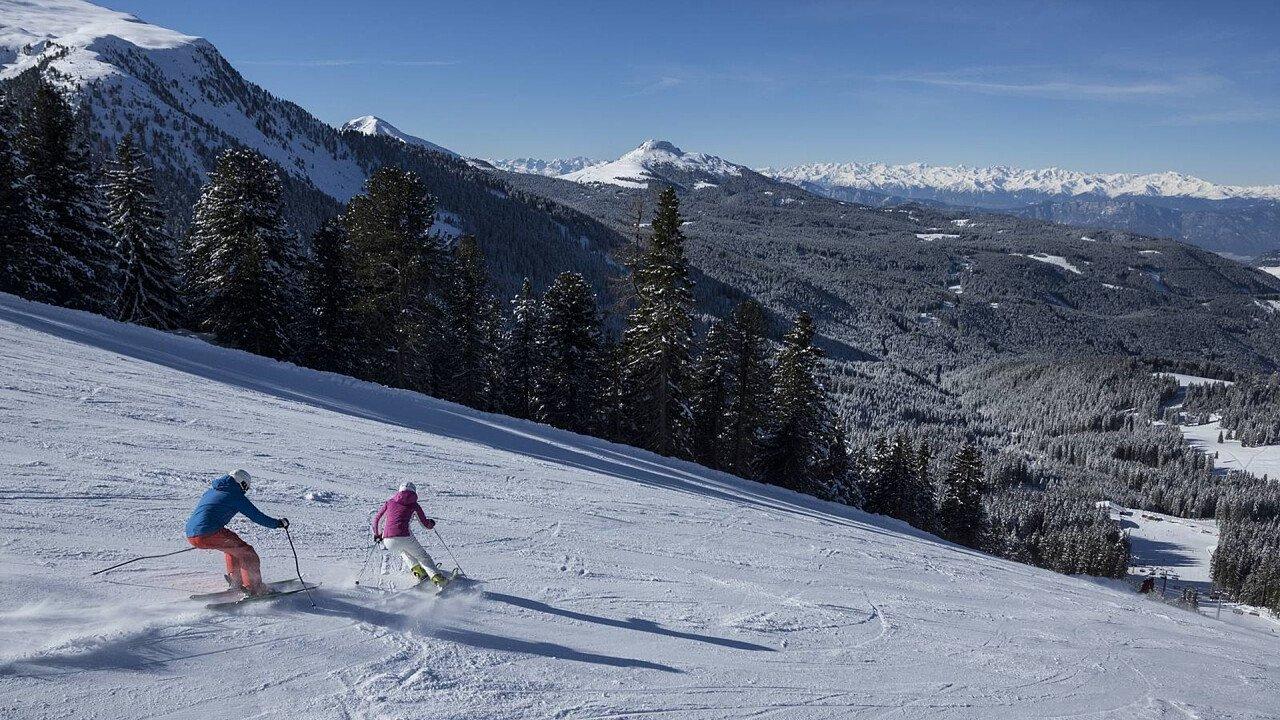 Sciare in Val di Fiemme - Obereggen