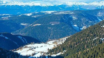 Inverno Corno del Renon