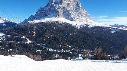 Skiarea Civetta - Pelmo