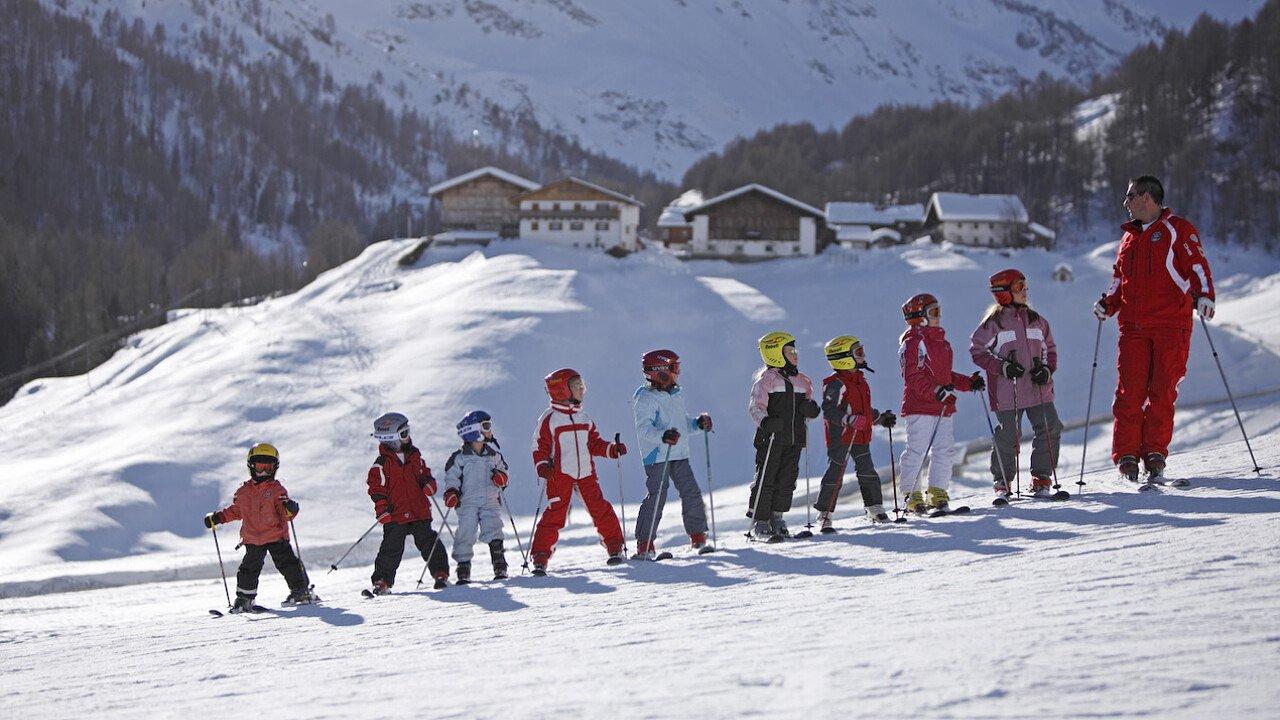 Scuola sci Plan in Passiria
