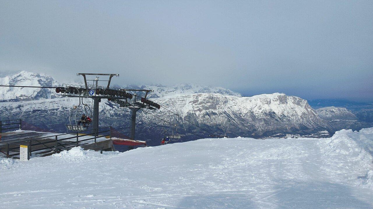 Impianti di risalita skiarea Monte Bondone