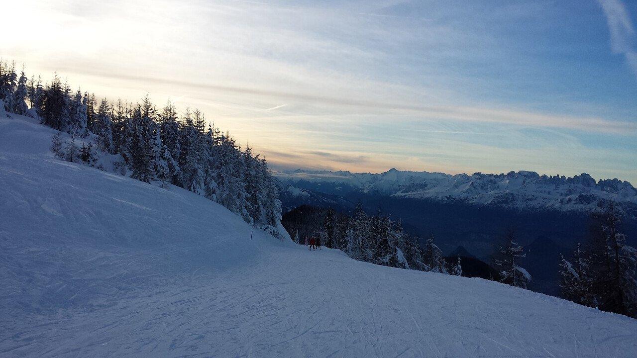 Ski area Panarotta