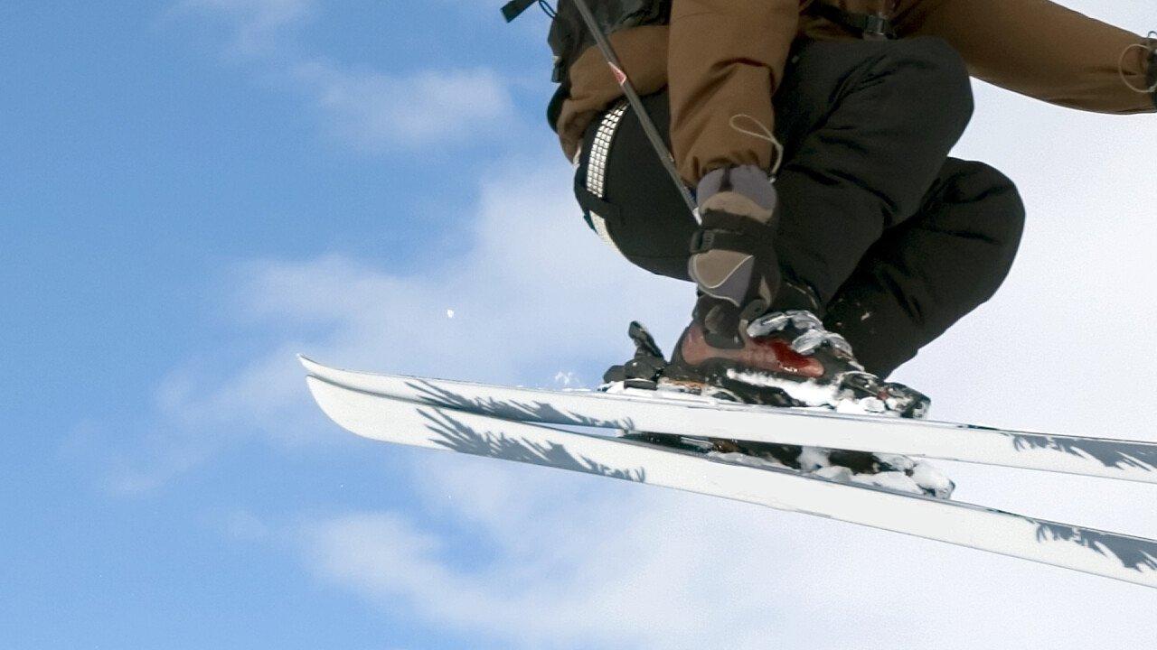 Salto con gli sci